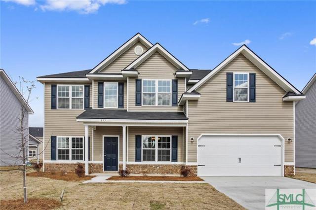 655 Red Oak Lane, Hinesville, GA 31313 (MLS #182394) :: Coastal Savannah Homes