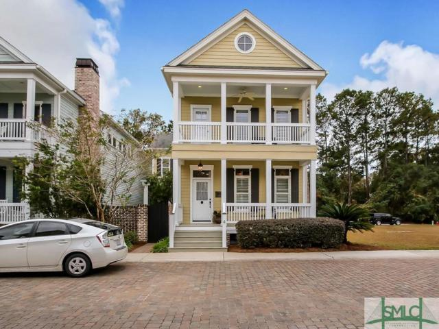 4 Turnbull Lane, Savannah, GA 31410 (MLS #182433) :: The Robin Boaen Group