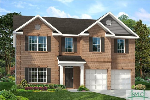 668 Red Oak Lane, Hinesville, GA 31313 (MLS #182633) :: Coastal Savannah Homes
