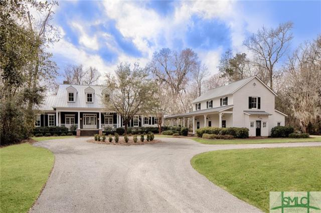 680 Myrtle Grove Lane, Richmond Hill, GA 31324 (MLS #182775) :: The Arlow Real Estate Group
