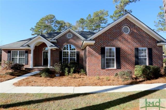 231 Stephanie Avenue, Rincon, GA 31326 (MLS #183053) :: Coastal Savannah Homes