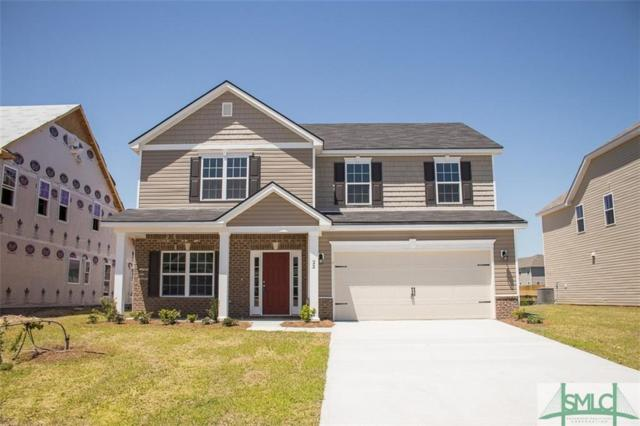 22 Bridlington Way, Savannah, GA 31407 (MLS #183254) :: Coastal Savannah Homes