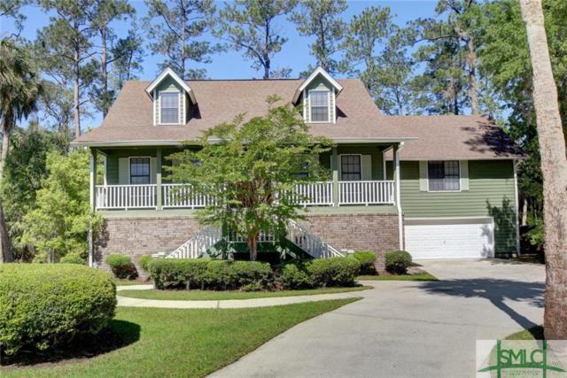 5 Cedar Cove, Savannah, GA 31410 (MLS #183390) :: Coastal Savannah Homes