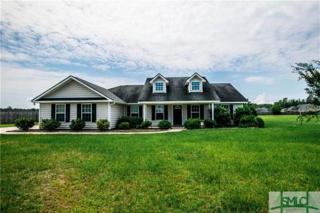 108 Parish Loop NE, Hinesville, GA 31313 (MLS #183686) :: McIntosh Realty Team