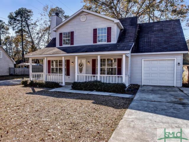 7245 Garfield Street, Savannah, GA 31406 (MLS #183786) :: Karyn Thomas