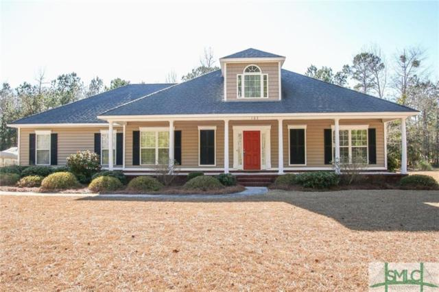 102 William Wells Road, Richmond Hill, GA 31324 (MLS #183953) :: Coastal Savannah Homes