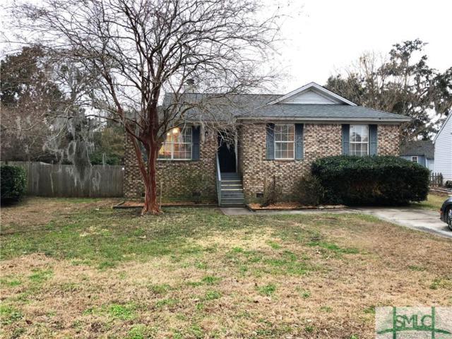 7 Crossover Lane, Savannah, GA 31410 (MLS #184020) :: Coastal Savannah Homes