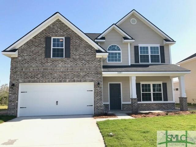 1085 Marne Boulevard, Hinesville, GA 31313 (MLS #184024) :: Karyn Thomas