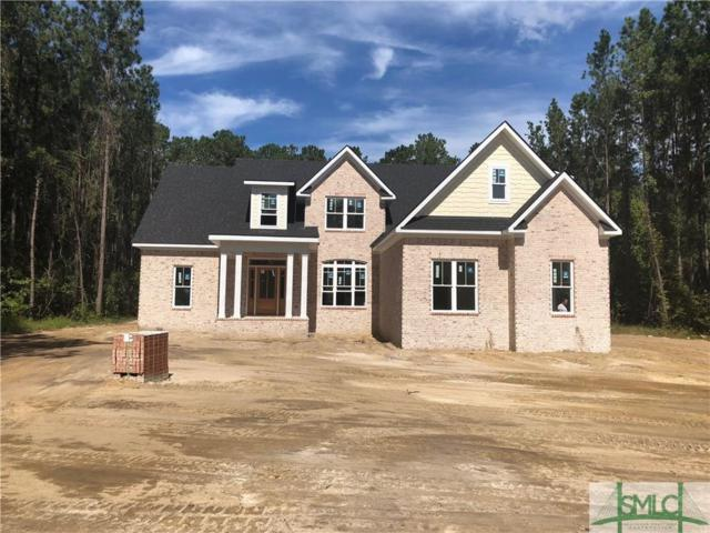 Lot 3 St Catherine Circle, Richmond Hill, GA 31324 (MLS #184112) :: The Arlow Real Estate Group