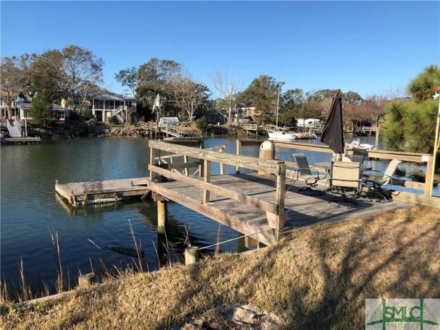 117 Pelican Court, Tybee Island, GA 31328 (MLS #184189) :: Coastal Savannah Homes
