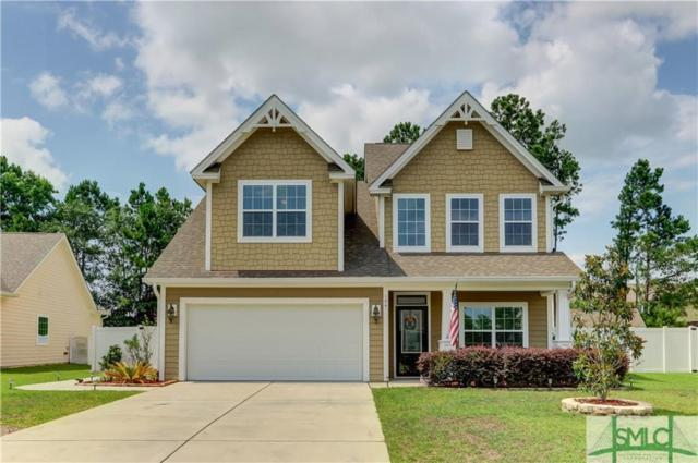 104 Belle Gate Drive, Pooler, GA 31322 (MLS #184364) :: The Robin Boaen Group