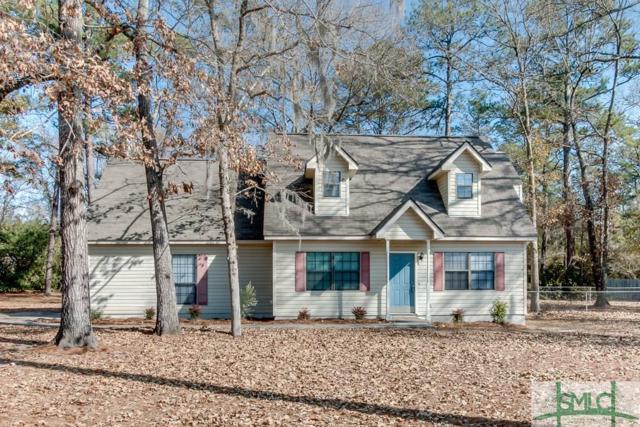 2 Frederick Street, Rincon, GA 31326 (MLS #184604) :: Coastal Savannah Homes