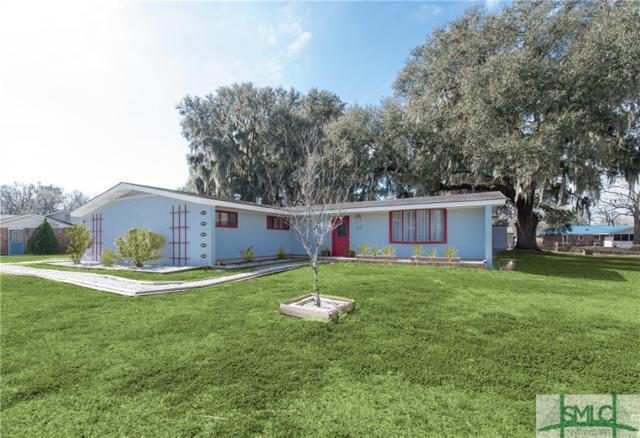 319 Clifton Drive, Port Wentworth, GA 31407 (MLS #184958) :: Coastal Savannah Homes