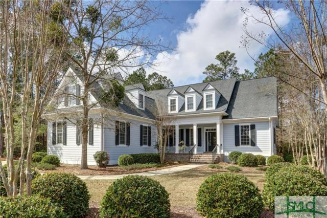 1 Tanners Row, Pooler, GA 31322 (MLS #185233) :: Coastal Savannah Homes
