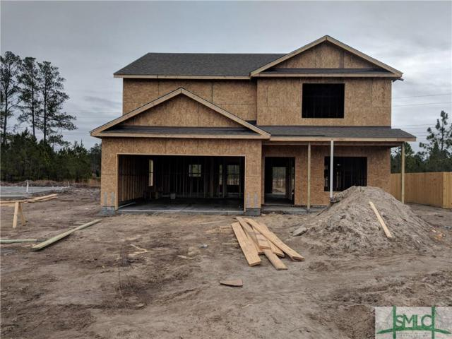 126 Aquaduct Drive, Rincon, GA 31326 (MLS #185287) :: Coastal Savannah Homes