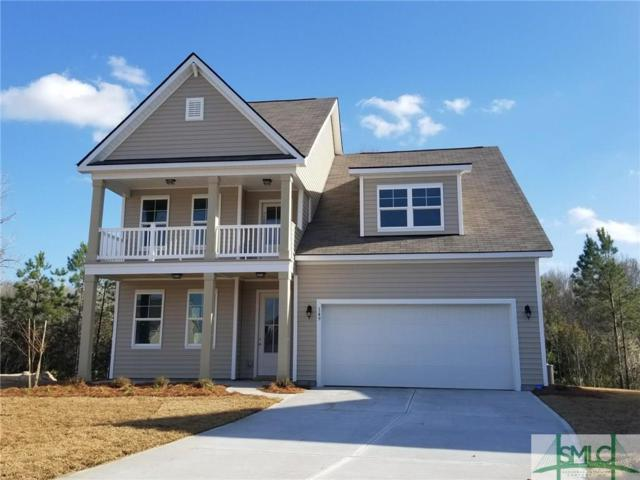149 Palmer Place, Richmond Hill, GA 31324 (MLS #185598) :: The Arlow Real Estate Group