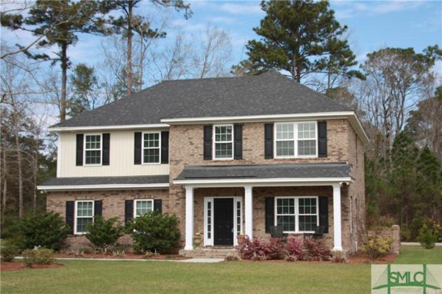 545 Lou Page Lane, Richmond Hill, GA 31324 (MLS #185722) :: The Arlow Real Estate Group