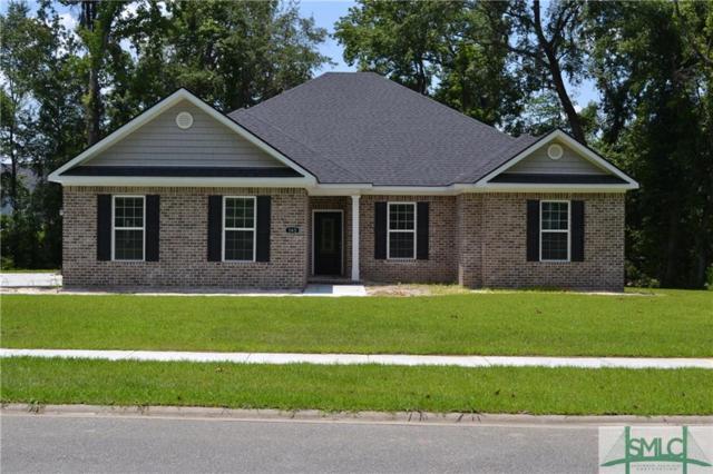 162 Sweetwater Circle, Rincon, GA 31326 (MLS #186166) :: McIntosh Realty Team