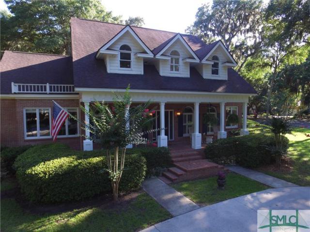 4 Sedgebank Road, Savannah, GA 31404 (MLS #186234) :: Karyn Thomas