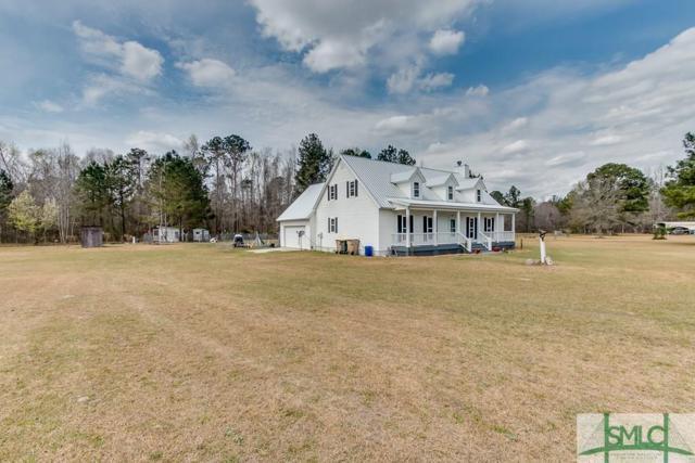 209 Timbergate Lane, Rincon, GA 31326 (MLS #186244) :: Coastal Savannah Homes