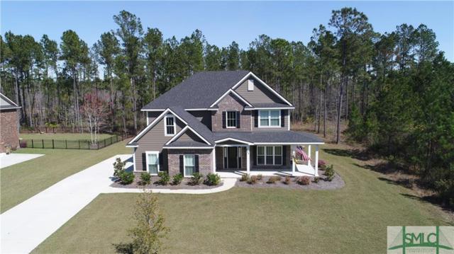 126 Sapphire Circle, Guyton, GA 31312 (MLS #186430) :: The Arlow Real Estate Group