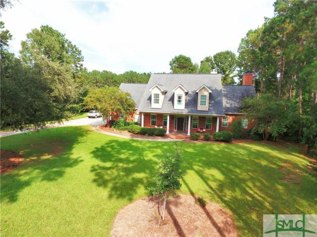351 Savannah Road, Richmond Hill, GA 31324 (MLS #186522) :: The Arlow Real Estate Group