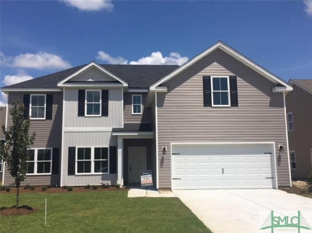 174 Sawgrass Drive, Savannah, GA 31405 (MLS #186607) :: The Robin Boaen Group