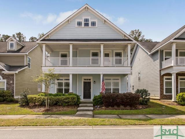 143 Moonlight Trail, Port Wentworth, GA 31407 (MLS #187245) :: The Arlow Real Estate Group
