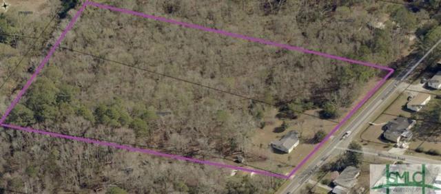 20 Cottonvale Road, Savannah, GA 31405 (MLS #187358) :: The Randy Bocook Real Estate Team