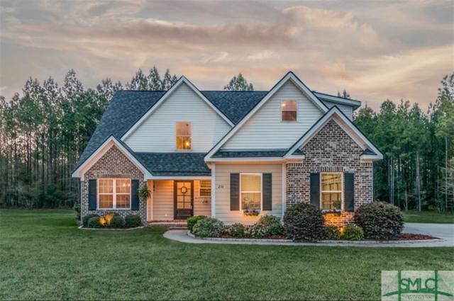 210 Beaubrook Boulevard, Springfield, GA 31329 (MLS #187532) :: Coastal Savannah Homes