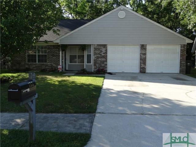 193 Finn Circle, Savannah, GA 31419 (MLS #188034) :: Coastal Savannah Homes