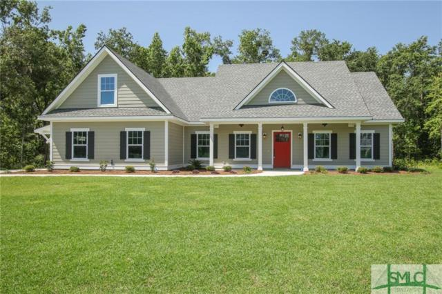 549 Kerry Drive, Richmond Hill, GA 31324 (MLS #188098) :: Coastal Savannah Homes