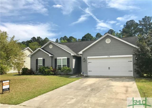 178 Willow Point Circle, Savannah, GA 31407 (MLS #188128) :: The Robin Boaen Group