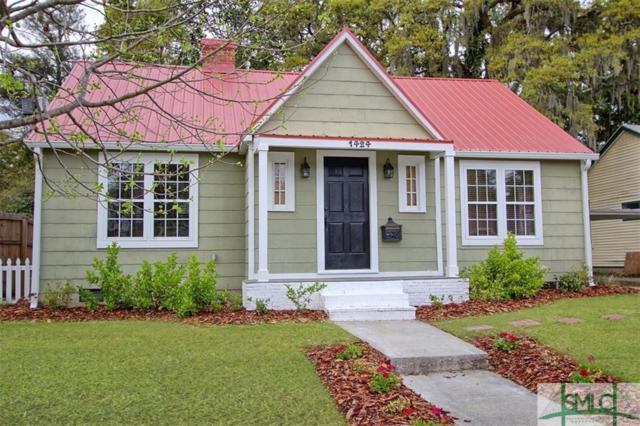 1424 E 48th Street, Savannah, GA 31404 (MLS #188254) :: Karyn Thomas