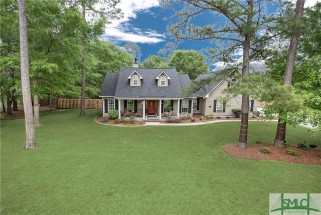 806 Plantation Drive, Rincon, GA 31326 (MLS #188281) :: Coastal Savannah Homes