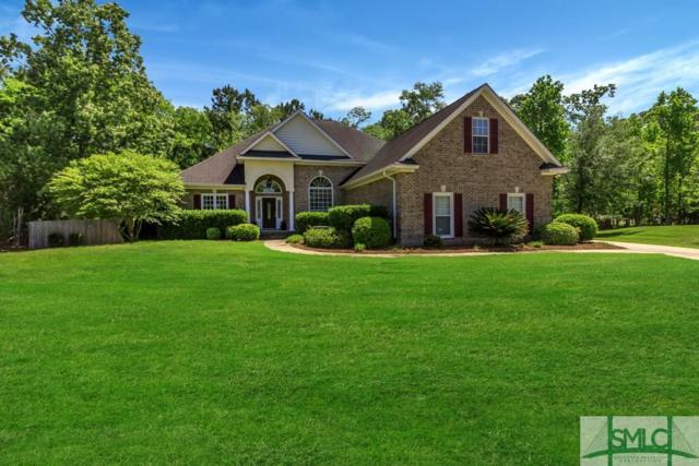 49 Whitehall Road, Richmond Hill, GA 31324 (MLS #188677) :: Coastal Savannah Homes