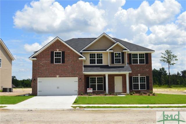 205 Cherry Hill Crossing, Hinesville, GA 31313 (MLS #188925) :: Karyn Thomas
