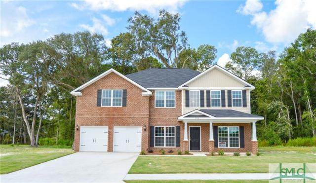 204 Cherry Hill Crossing, Hinesville, GA 31313 (MLS #188927) :: Coastal Savannah Homes