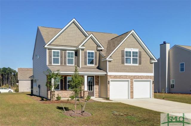 106 Bushwood Drive, Pooler, GA 31322 (MLS #189253) :: The Randy Bocook Real Estate Team