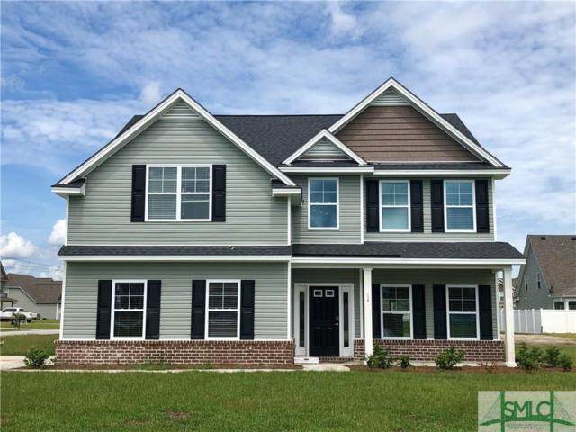 110 Caravelle Drive, Guyton, GA 31312 (MLS #189692) :: McIntosh Realty Team