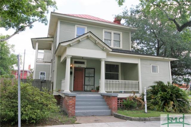 544 E Waldburg Street, Savannah, GA 31401 (MLS #190464) :: The Robin Boaen Group
