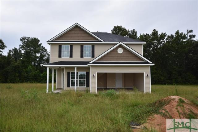 98 Riverside Drive NW, Ludowici, GA 31316 (MLS #190481) :: The Arlow Real Estate Group