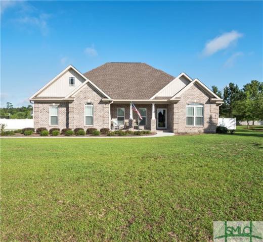 412 Wrigley Field Drive, Guyton, GA 31312 (MLS #191853) :: Coastal Savannah Homes