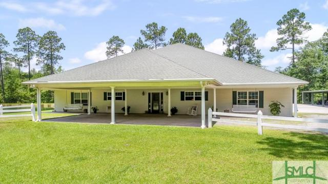 2189 Noel C. Conaway Drive, Guyton, GA 31312 (MLS #192141) :: The Arlow Real Estate Group