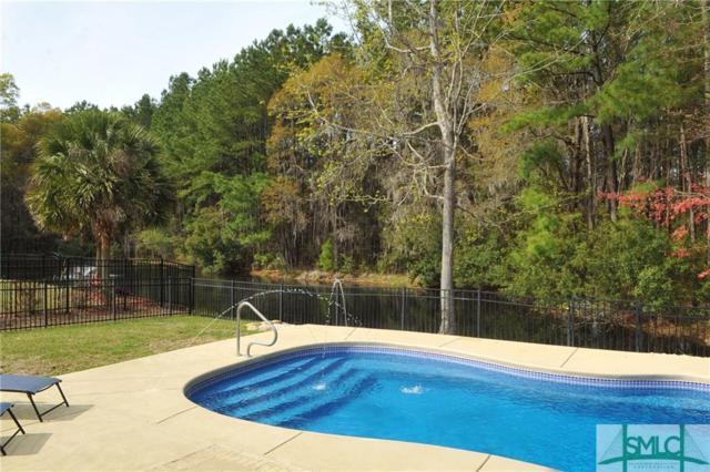 704 Southbridge Boulevard, Savannah, GA 31405 (MLS #192226) :: Coastal Savannah Homes