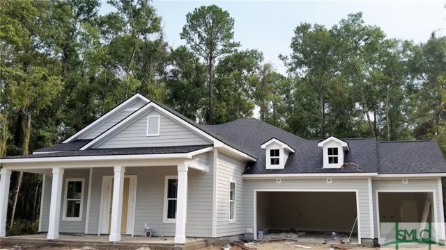 243 Ridgewood Park Drive S, Richmond Hill, GA 31324 (MLS #192508) :: Coastal Savannah Homes