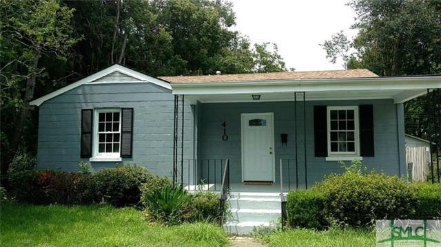 410 E 65th Street, Savannah, GA 31405 (MLS #192534) :: The Robin Boaen Group