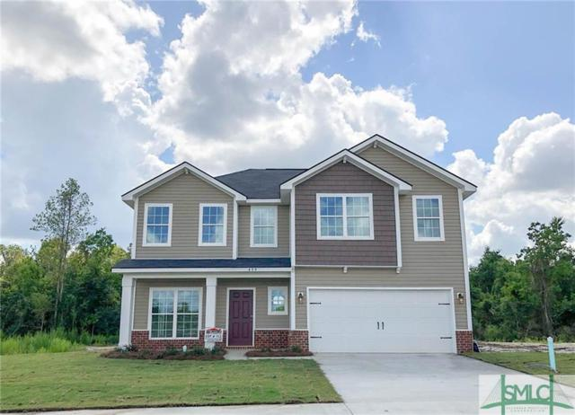 439 Meloney Drive, Hinesville, GA 31313 (MLS #192961) :: McIntosh Realty Team
