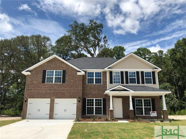 207 Cherry Hill Crossing, Hinesville, GA 31313 (MLS #193111) :: Coastal Savannah Homes