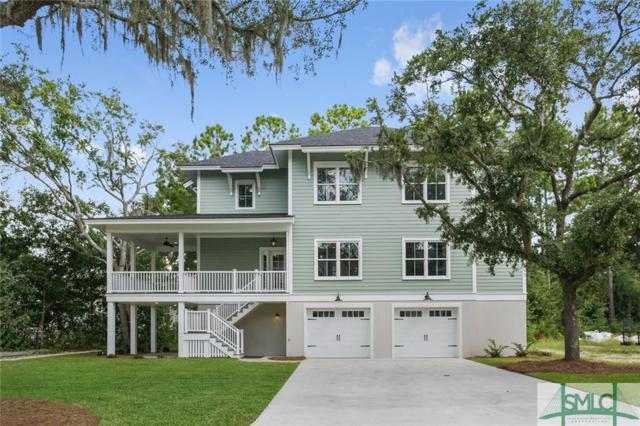 110 Natalie Court, Savannah, GA 31410 (MLS #193341) :: Coastal Savannah Homes